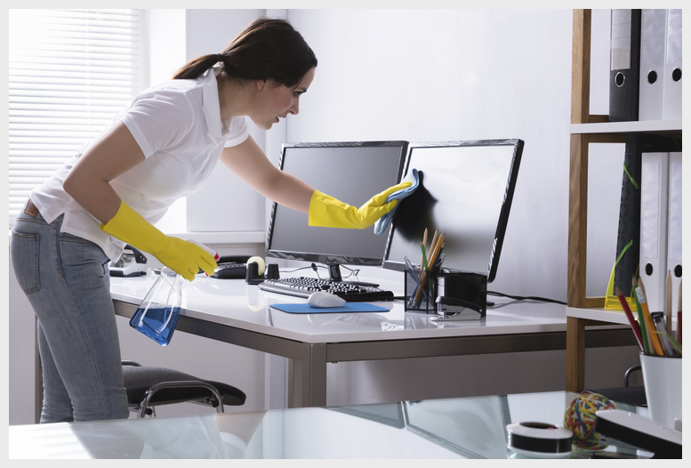 office cleaners banstead